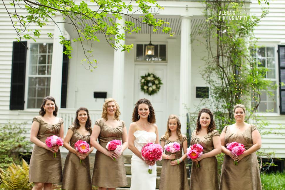 Katherine hall wedding